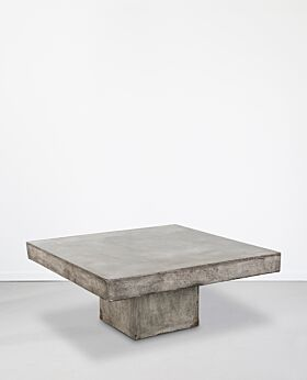 Raphael square coffee table
