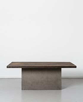 Ravera rectangular dining table - small