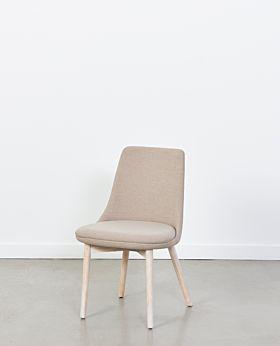 Roman dining chair - wheat
