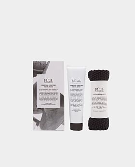 Salus Charcoal Purifying Facial Mask Set