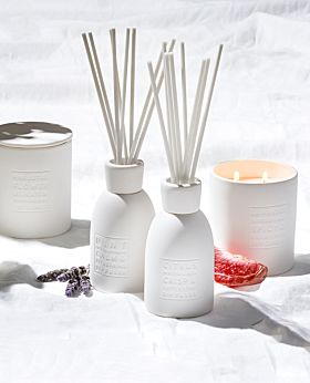 Snö Pink Lotus Flower Soy Candle & Diffuser Gift Set