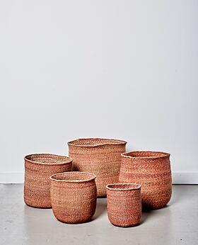 Sondu iringa terracotta basket