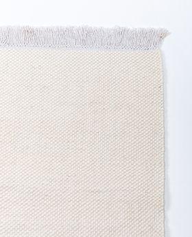 Spari wool rug - off white