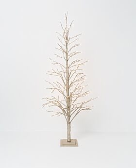Spruce LED tree - champagne