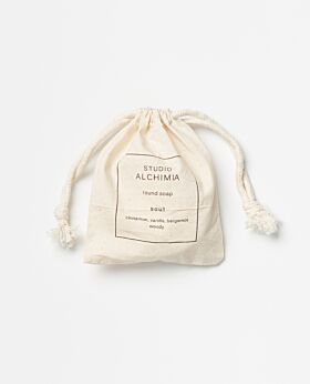 Studio Alchimia round soap