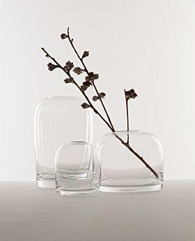 Tara glass vase
