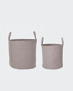 Tela canvas laundry hamper