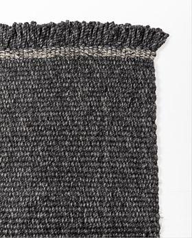 Vatu 100% NZ wool rug - storm
