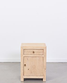 Vecchio bedside cabinet right door - natural