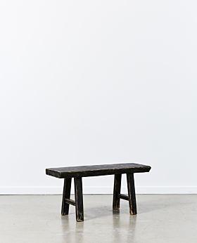 Vecchio bench - black