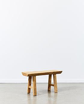 Vecchio bench - natural