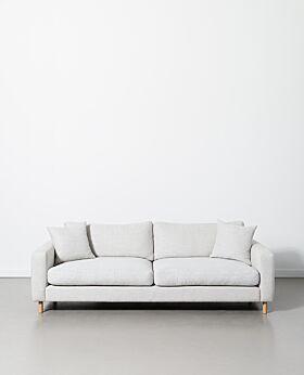 Verona 3 seater sofa - oyster