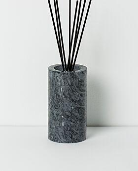 Xavier luxury marble diffuser black - jasmine & oriental blossom