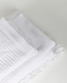 Zone classic towel collection - white