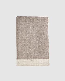 Zone Inu spa bath towel - natural