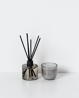 Zero˚ soy candle & diffuser set - south - pear patchouli