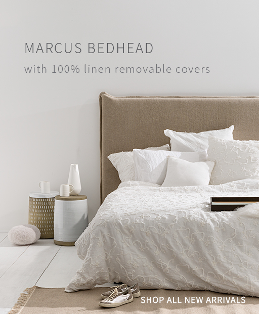 New arrivals: Marcus Bedhead