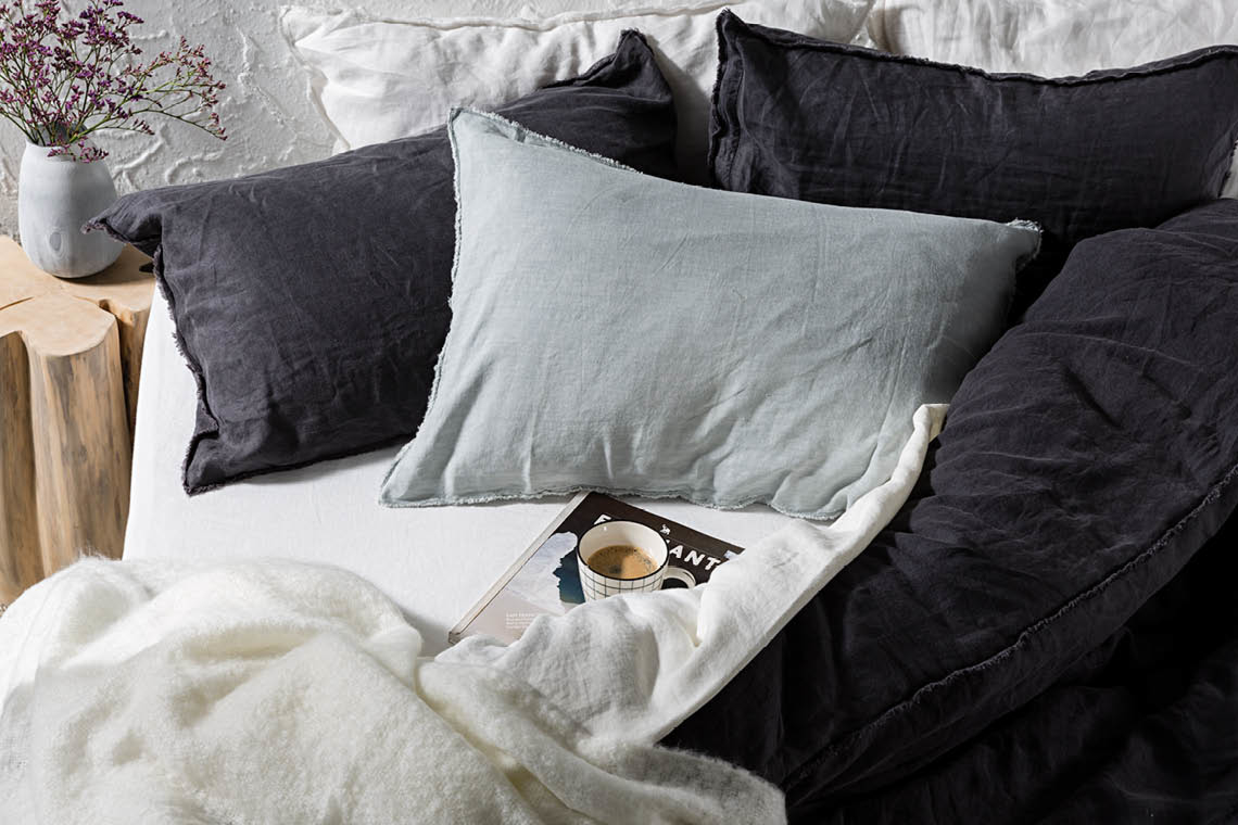 Stating the obvious: bed linen