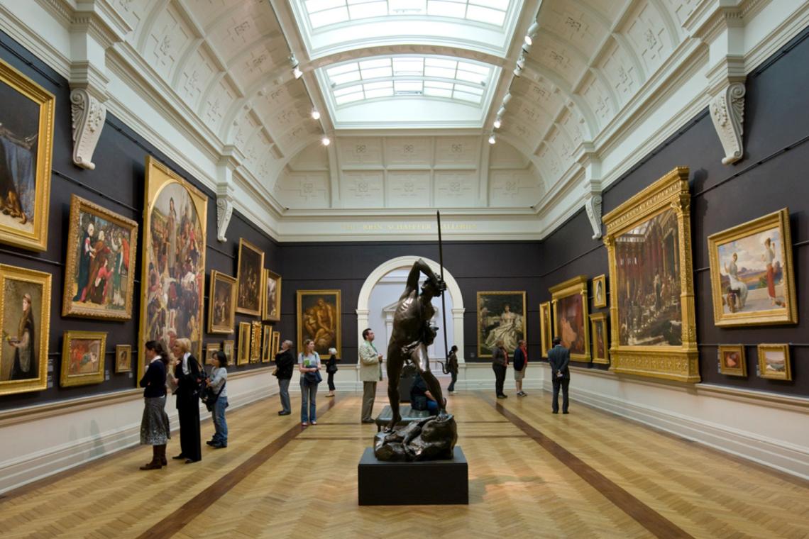 Art galleries - Sydney top three