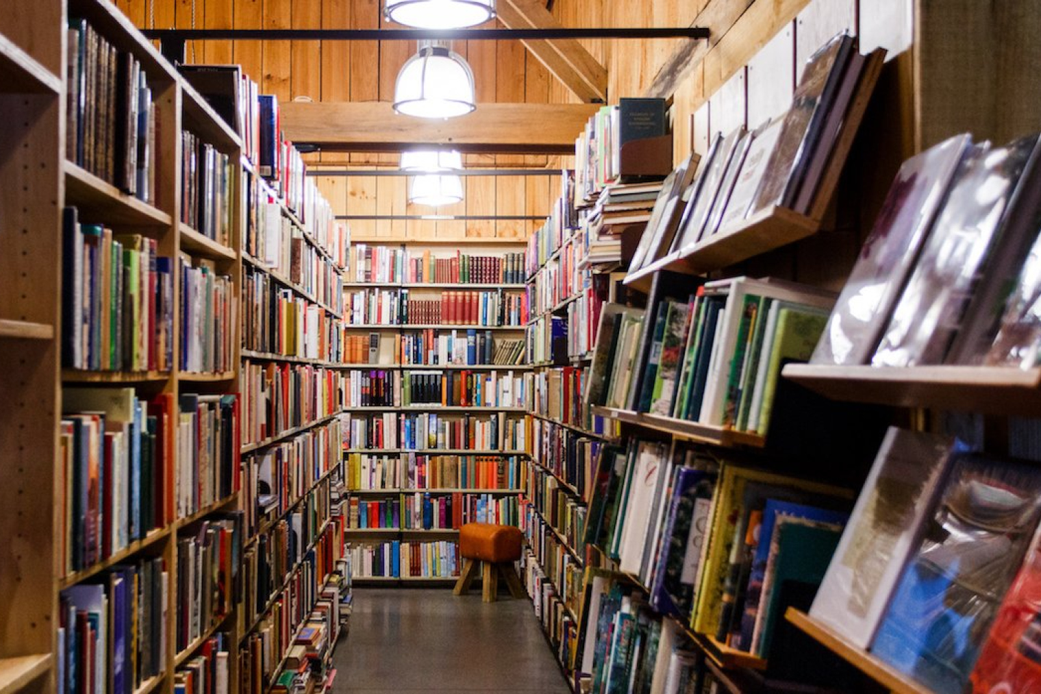 Sydney top three cafe-bookstores