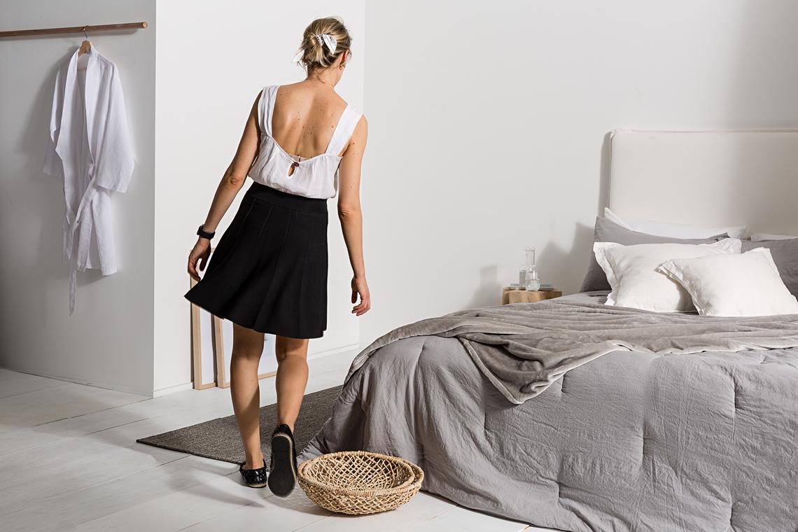 Easy update: the bedroom