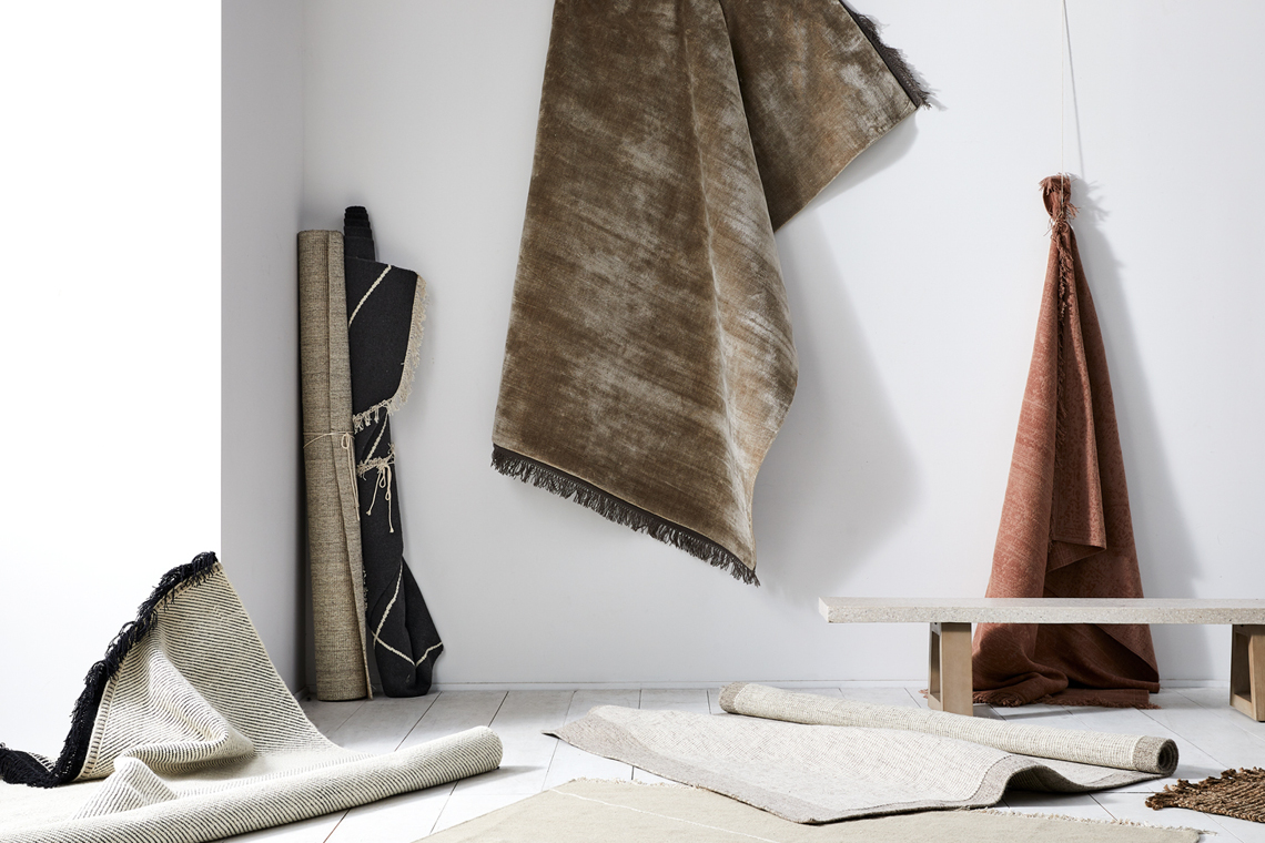 Stating the obvious: rugs